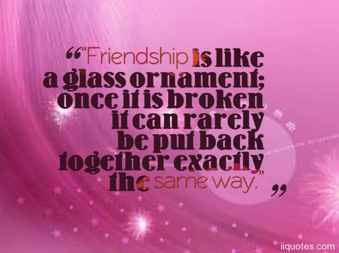 A collection of best 34 Broken friendship Quotes & Sayings with ...
