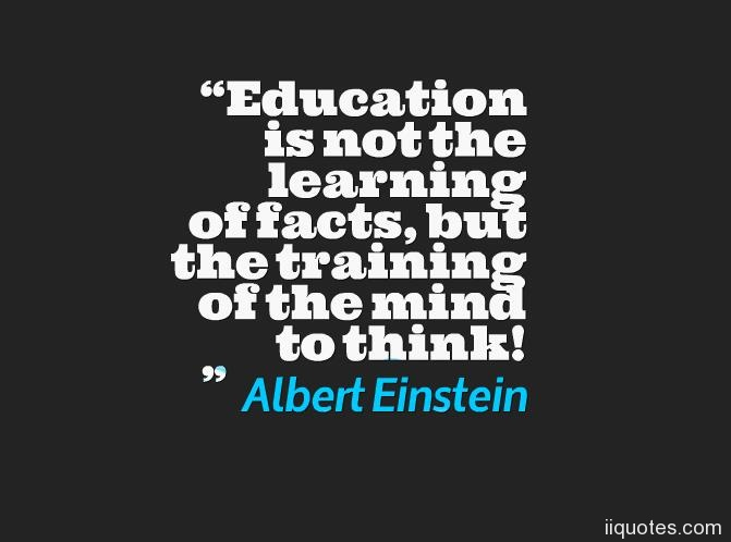 Education Is A Progressive Discovery Of Our: Best 38 Quotes About Education To Help Motivate And