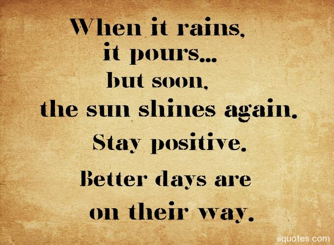 Better Days Quotes Classy Top 18 Handpicked Positive Thinking Quotes With Images  Quotes