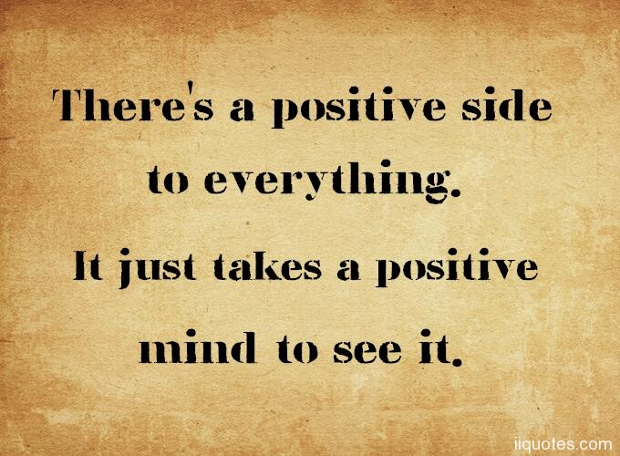 U201cYou Canu0027t Live A Positive Life With A Negative Mind.u201dpositive Thinking  Quotes