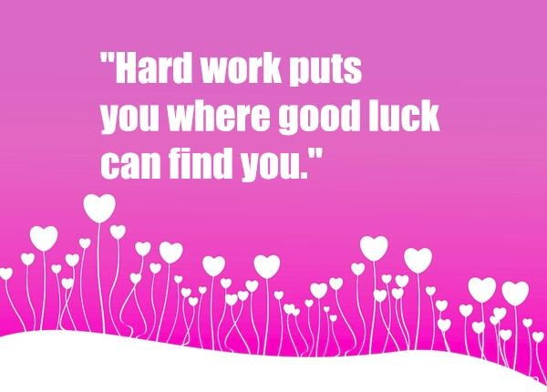 Our collection of 35 Best good luck quotes and Wishes for ...