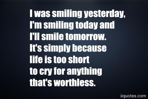 best smile quotes and sayings images to make you smile